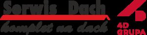 logo serwis dach 4d 300x73