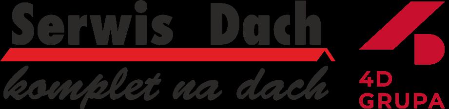 logo serwis dach 4d