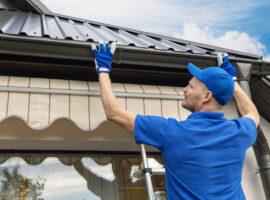 Rynny jako ważny element systemów dachowych
